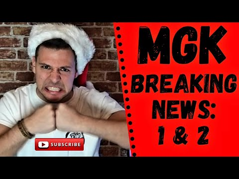 Machine Gun Kelly - Breaking News 1 and 2 Reaction - THE ...