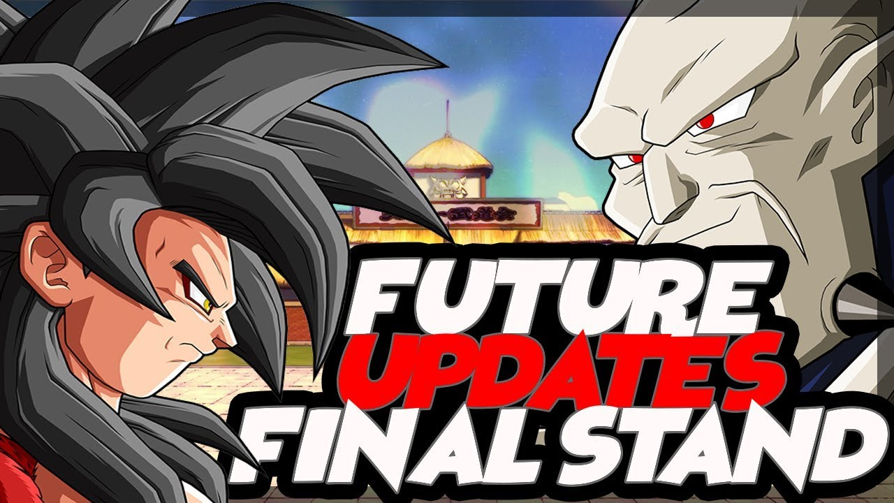 SSJ4, GT UPDATE & OTHER FUTURE UPDATE IN DRAGON BALL Z FINAL STAND | MY  THOUGHTS | ROBLOX