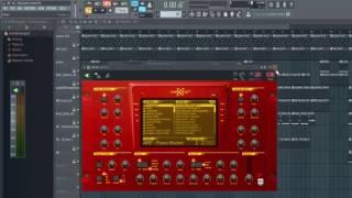 KAARIS - NADOR   Instrumental Remake FL Studio   Tutoriel