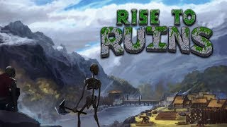 Rise to Ruins 2019 - Magical City Building God Simulator