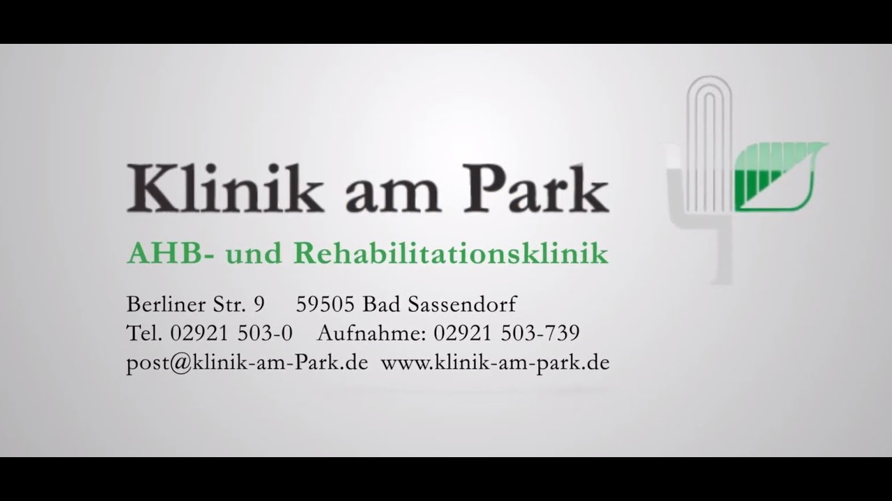 Klinik Am Park Bad Sassendorf