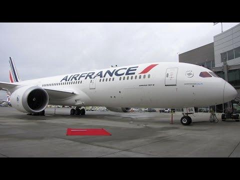 [Flight Report] AIR FRANCE | Paine Field Everett ✈ Paris | Boeing 787-9 | Business
