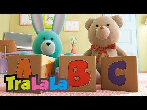 Alfabetul muzical - Cântece pentru copii   TraLaLa