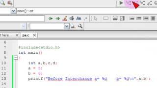 Bangla C programming tutorial -16- ps (01) Value Interchange