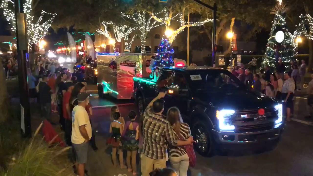 Smyrna Christmas Parade 2020 New Smyrna Beach Christmas Parade 2020   Canal Street Historic