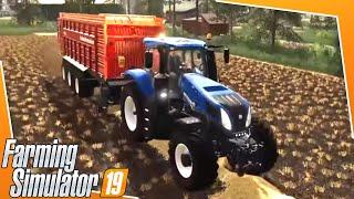 #85 - NUOVO CASSONE DA CARICO E SCORTA CALCE VIVA - FARMING SIMULATOR 19 ITA RUSTIC ACRES