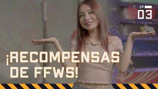 ¡MIRA LAS RECOMPENSAS DE LA FFWS 2021! ¿Estás listo? 😏 | Garena Free Fire