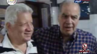الزمالك اليوم يعرض تقرير رائع عن المهندس هاني زادة بعد عودته لمصر