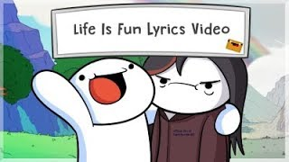 Life is Fun Ft  Boyinaband Lyrics Video