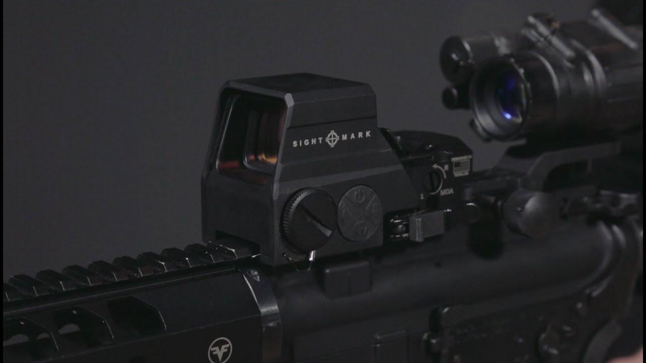 Afbeeldingsresultaat voor UltraShot R-Spec Reflex Sight