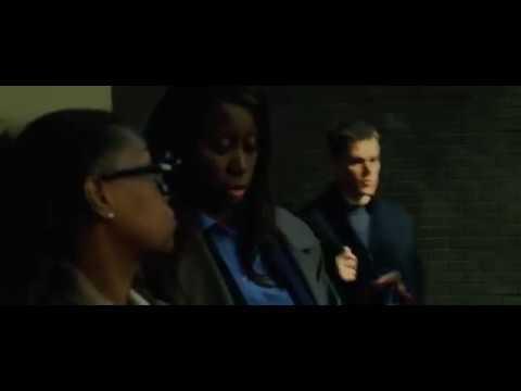The Bourne Supremacy Final Scene