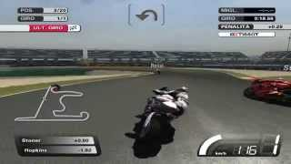 MotoGP 07 : gameplay Shanghai gara #4 [HD] 2014