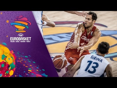 Czech Republic v Croatia - Highlights - FIBA EuroBasket 2017