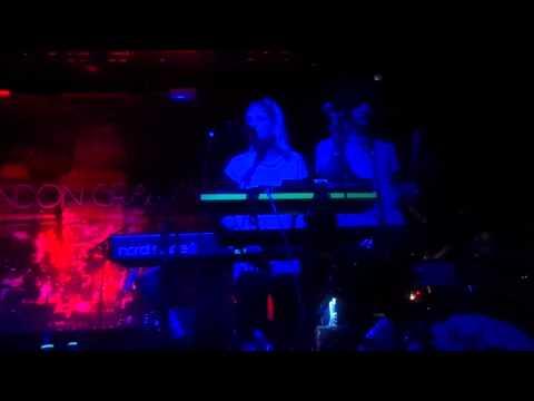 London Grammar - Interlude (Live @RescueRooms, Nottingham, 22.10.13)