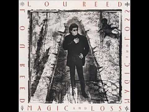 Lou Reed   Magician - Internally with Lyrics in Description mp3