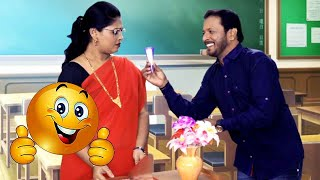Teacher Student Comedy   Marathi Joke   Kulfi Funny Jokes   Hilarious   मराठी विनोद