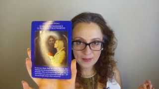 Weekly July 6, 2015 Angel Oracle Card Soul Reading