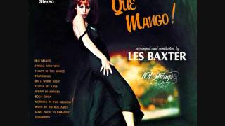 Les Baxter & 101 Strings - Que Mango! (1970)  Full vinyl LP