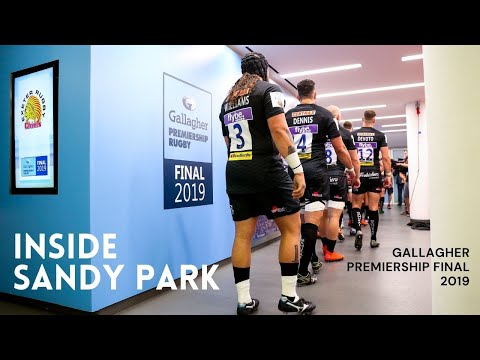 Inside Twickenham - Behind The Scenes - Premiership Final