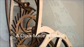 Wooden-gear-clocks.com