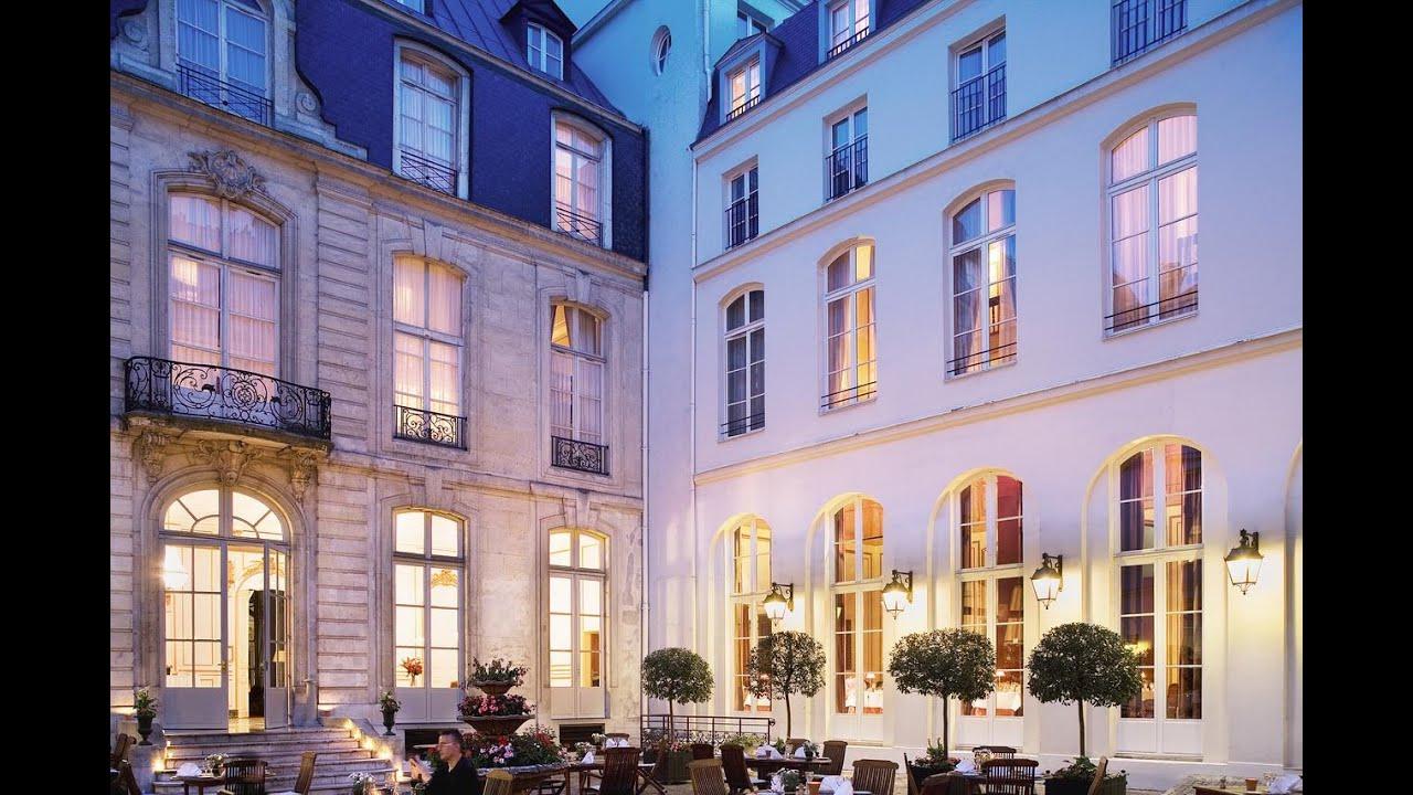 Hotel Saint James Albany Paris