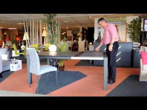table ceramique youtube. Black Bedroom Furniture Sets. Home Design Ideas