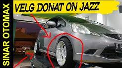 Velg Mobil Work Meister S1 Ring 17 On Honda Jazz Rs Modifikasi By