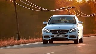 Mercedes C-Klass 2014 -  ТЕСТ ДРАЙВ /полная версия/ с Александром Михельсоном(, 2014-10-10T07:14:30.000Z)