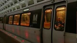 Washington Metro Rolling Stock Overview