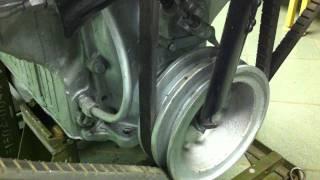 видео Регулировка клапанов ЗИЛ-130, клапана