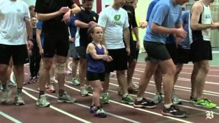 Dwarf will run the marathon and fullful dream