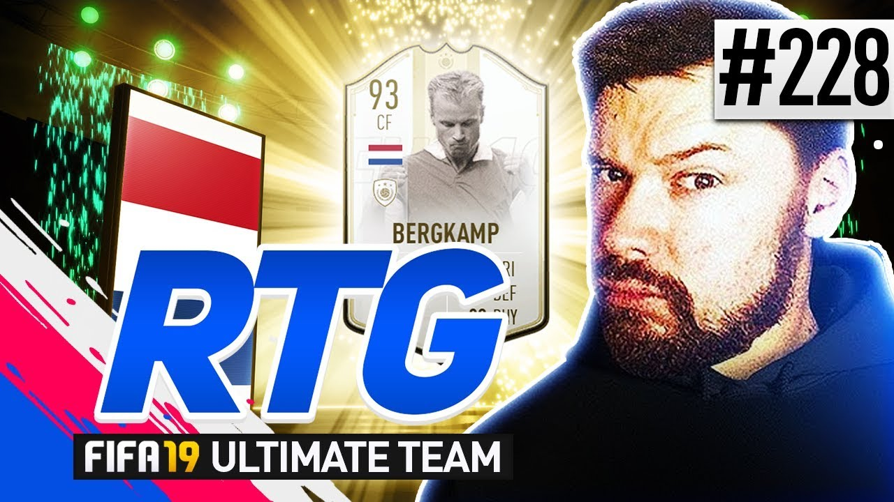 WE GOT PRIME MOMENTS BERGKAMP! - #FIFA19 Road to Glory! #228 Ultimate Team