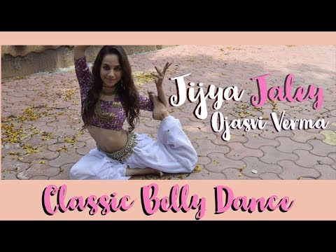 Dance on: Jiya Jale | Classic Belly Dance | Dil Se | Lata Mangeshkar | Choreography by Ojasvi Verma