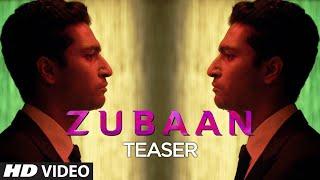 'Zubaan' Official TEASER | Vicky Kaushal, Sarah Jane Dias | T-Series