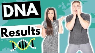 WHERE ARE WE FROM!?   Ancestry DNA Results