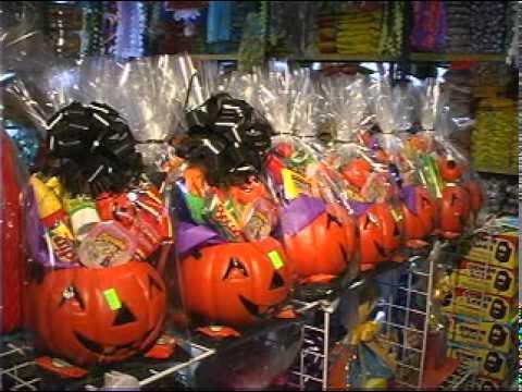 Dulces para halloween youtube - Decorar calabazas infantiles ...