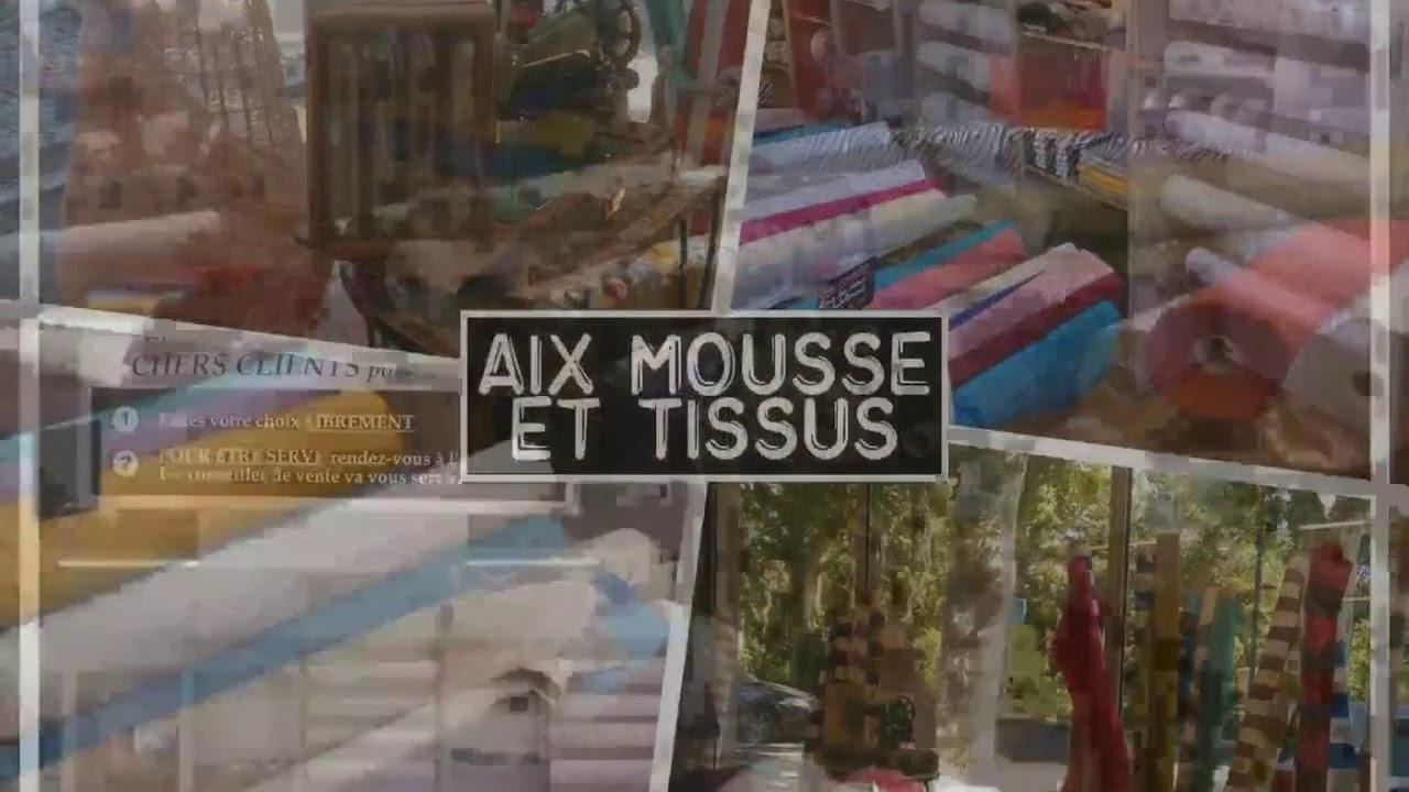 Magasin De Tissus Salon De Provence aix mousse et tissus - aix en provence ( france ) - youtube