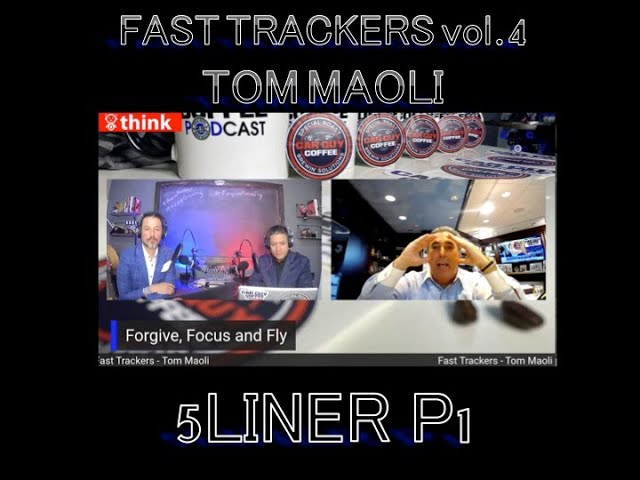 Car Guy Coffee Podcast #5Liner Pt 1 - Tom Maoli - CEO Celebrity Motor Cars - Serial Entrepreneur