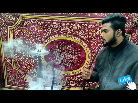 How to make dense smoke hookah with flavour combination