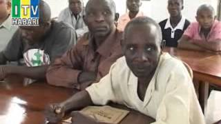 Serikali wilayani Mvomero yasitishas vikosi vya ulinzi wa Jadi .