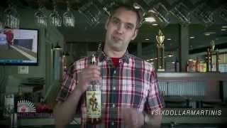 Martini Tuesday: Red Delicious Apple Martini
