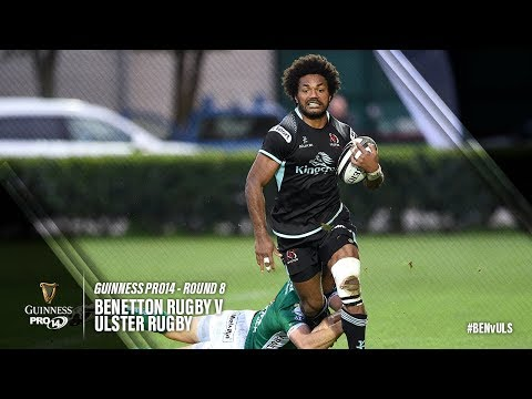 Guinness PRO14 Round 8 Highlights: Benetton Rugby v Ulster Rugby