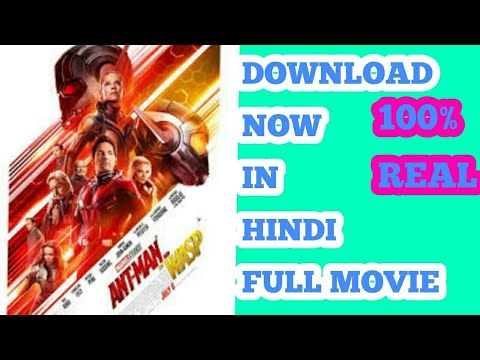 Download How to download Ant man the wasp full movie in hindi //Download ant man the wasp full movie in hindi