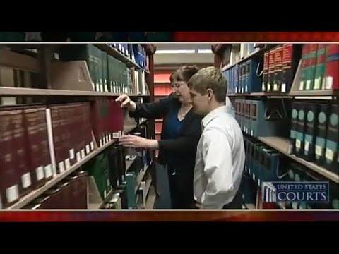 Federal Judiciary Careers: Librarian