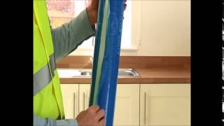 How To Install Hard Floor Protection Film