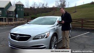 Review: 2017 Buick LaCrosse Premium
