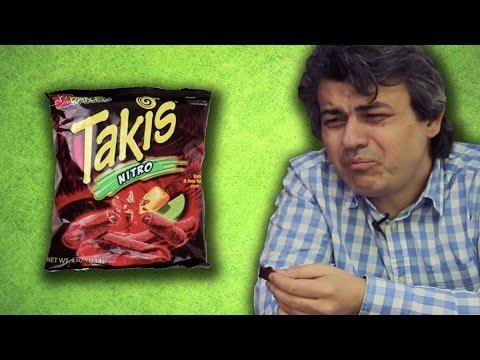 Türkler Meksika Abur Cuburlarını Tadıyor