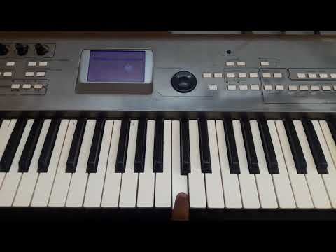 96 movie song | kadhalae kadhalae |keyboard tutorial|part 1|