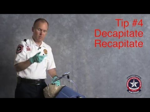 Safer VL intubation: Recapitate the device after blade insertion