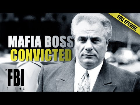 John Gotti: Convicted | FULL EPISODE | The FBI Files